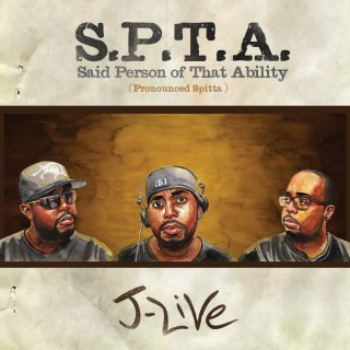 "J-Live ""S.P.T.A."" Illustrations by Adam Wallenta"