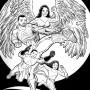 Diaz Family Portrait by Adam Wallenta