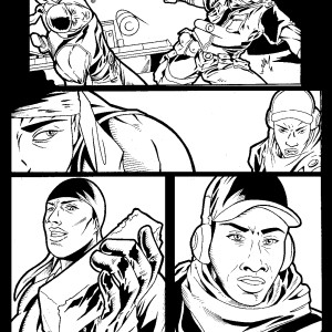 Public Enemy Issue 1 Page 29 by Adam Wallenta