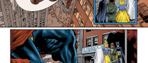 DC Comics Halloween Special Page 47. Colors by Adam Wallenta