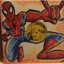 Spiderman Vinyl Sketch Cover by Adam Wallenta