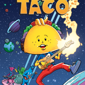 Punk Taco Volume 1 by Adam Wallenta