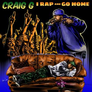 Illustration and Design for Craig G and SoulSpazm Records