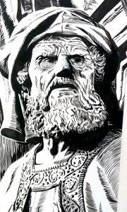 The Philosopher by Adam Wallenta